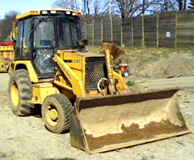 used construction equipment tractors for sale